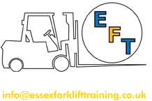 Essex Forklift Training logo